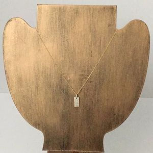 Argento VIVO sparkle necklace